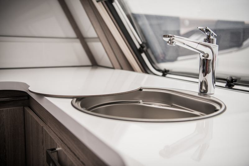How Does an RV Water System Work