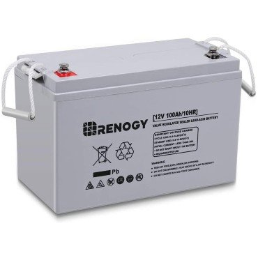 good deep cycle battery for rv solar charging