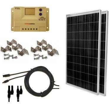 most efficient solar panels for rv use