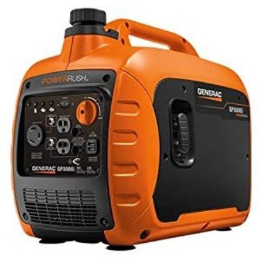 quiet and small rv generator