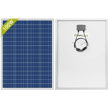 rv solar panel ratings and comparison