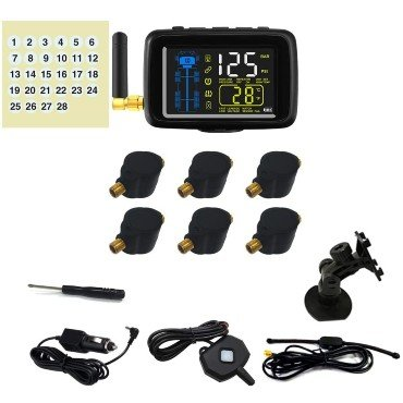 rv tire pressure monitoring system buying guide