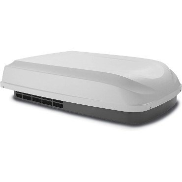small rv air conditioner with low profile