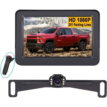 top rated rv rear view camera