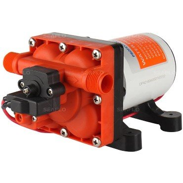 top rated rv water pump