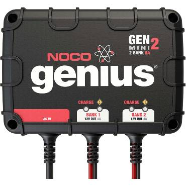 best rv battery charger