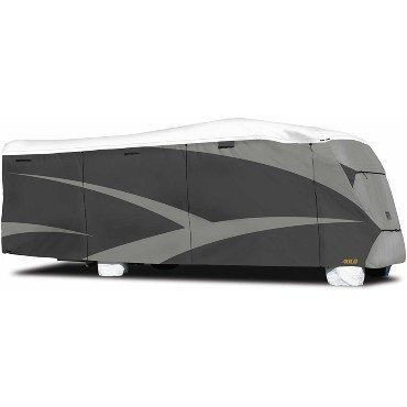 durable class c motorhome cover