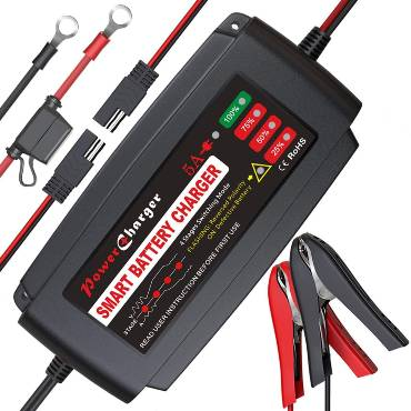 good battery charger for deep cycle batteries