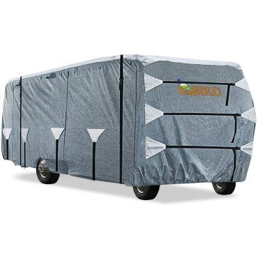 recommended rv cover for class a motorhome