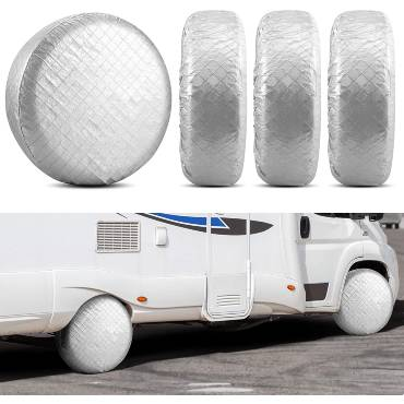 recommended rv wheel covers