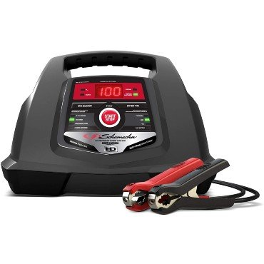 smart battery charger for rv use