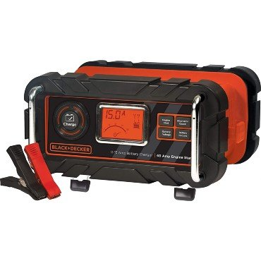 top rated deep cycle battery charger