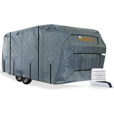 top rated rv cover