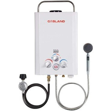top rated rv tankless water heater